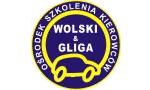 Logo: Ośrodek Szkolenia Kierowców Wolski & Gliga