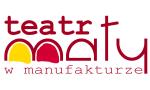Logo Teatr Mały w Manufakturze