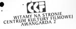 Logo: Awangarda.Centrum Kultury Filmowej
