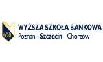 Logo: Wyższa Szkoła Bankowa w Poznaniu Wydział Ekonomiczny w Szczecinie