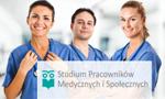 Logo: Studium Pracowników Medycznych i Społecznych w Szczecinie - Szczecin