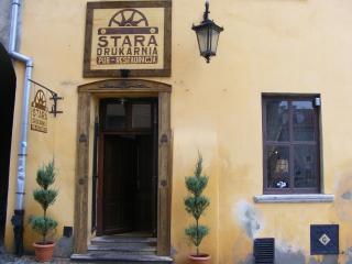 Stara Drukarnia Pub i Restauracja - zdjęcie