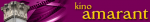 Logo: Kino Amarant
