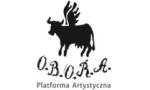 Logo: O.B.O.R.A. - Platforma Artystyczna