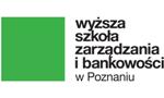 Wy�sza Szko�a Zarz�dzania i Bankowo�ci w Poznaniu - Pozna�