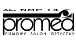Logo: Salon Optyczny Promed