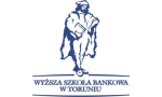 Logo: Wyższa Szkoła Bankowa w Toruniu