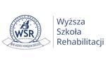 Logo: Wyższa Szkoła Rehabilitacji w Warszawie