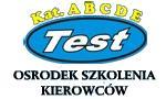 Logo: Ośrodek Szkolenia Kierowców Test