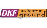Logo DKF Overground Niezależnego Zrzeszenia Studentów w Szkole Głównej Handlowej
