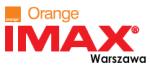 Logo: Kino IMAX - Warszawa