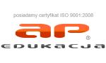 Logo: AP Edukacja - Szkoły Policealne