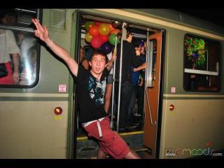 PUB-lic Tram Party - zdjęcie