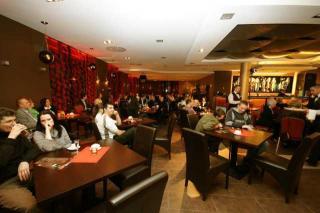 """Klub & Restauracja """"AvanGarda Stu"""" w Ruben Hotel - zdjęcie"""