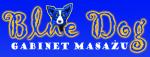 Logo: Gabinet Masażu Blue Dog - Zielona Góra