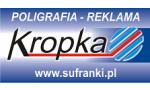 Logo: PPHU Kropka s. c. Joanna i Artur Sufranek