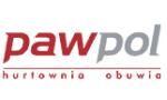 Logo: Pawpol - hurtownia obuwia - Gdańsk