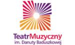 Logo: Teatr Muzyczny im. Danuty Baduszkowej