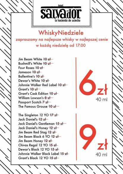 WhiskyNiedziele!