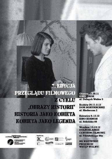 """Przegląd filmowy """"Historia jako kobieta"""""""