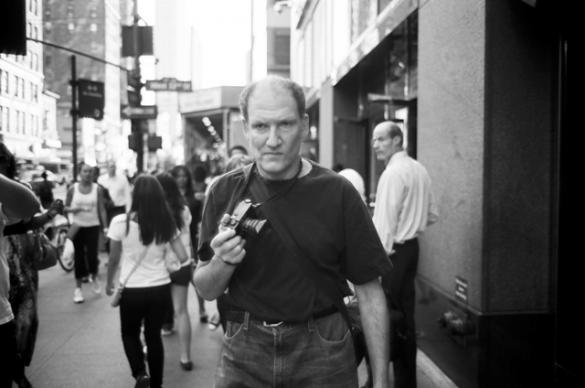 Nowojorska ulica w obiektywie - pokaz specjalny