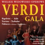 Verdi Gala - widowisko operowe
