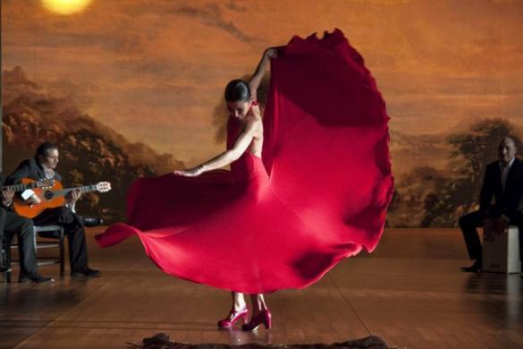 Filmowy Klub Seniorów: Flamenco, flamenco