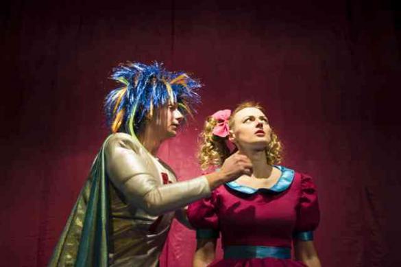 WOŚP w Teatrze Kubuś