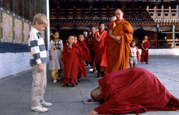 Filmowy Klub Seniorów: Mały Budda