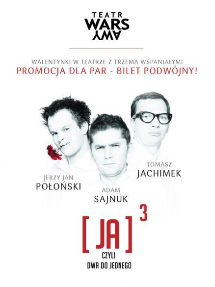 Teatr WARSawy: Walentynki z Trzema Wspaniałymi
