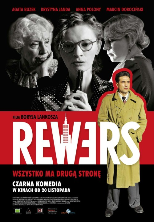 Kino polskie dla obcokrajowców - Rewers