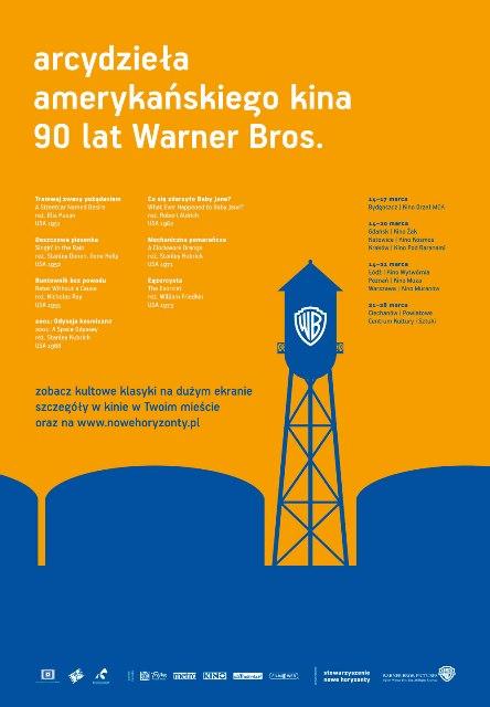 Arcydzieła amerykańskiego kina. 90 lat Warner Bros