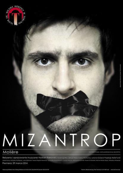 """Premiera """"Mizantrop"""" Moliera"""