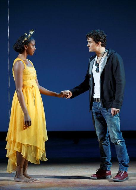 """Spektakl """"Romeo i Julia"""" w KNH"""