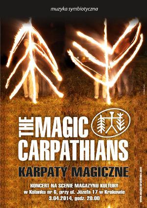 The Magic Carpathians :: KONCERT : Symbiotic Music