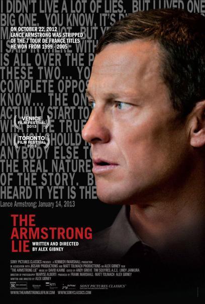 """Premiera filmu """"Kłamstwa Armstronga"""""""