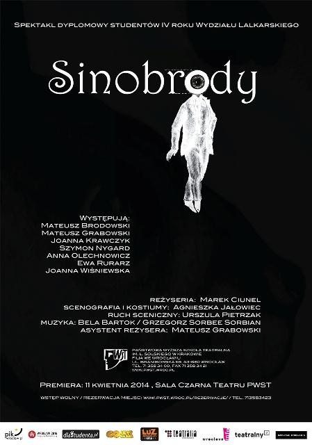 Sinobrody / permiera spektaklu dypomowego PWST