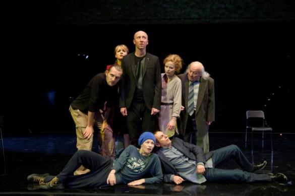 Milczenie o Hiobie w Teatrze Narodowym