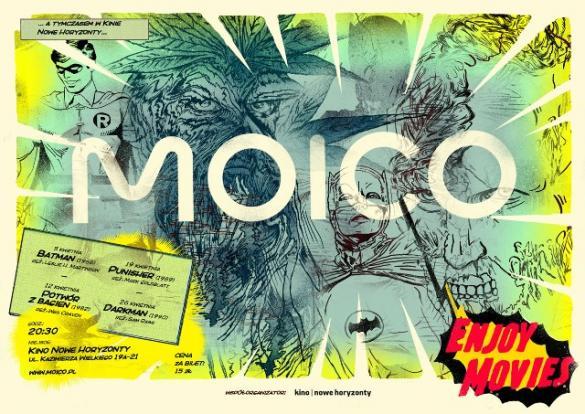 Moico Enjoy Movies: Potwór z bagien