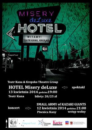 Hotel Misery deLuxe