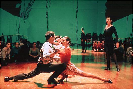 Filmowy Klub Seniorów: Tango