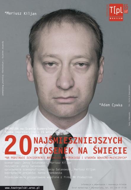 Dzień Psychologa w Teatrze Polskim