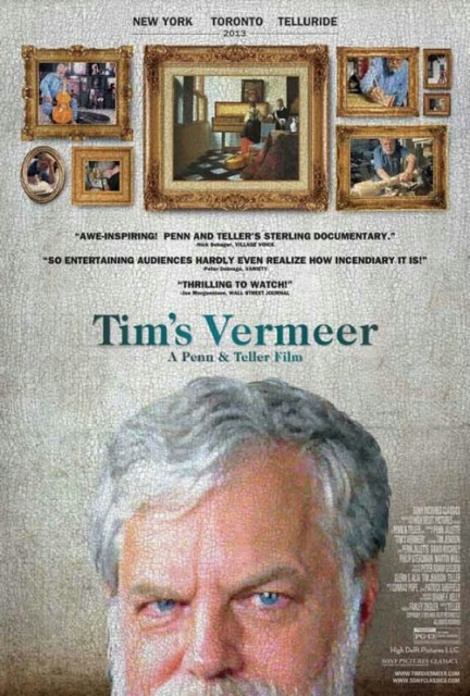 "Sfera Konesera: ""Vermeer według Tima"""
