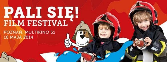 Festiwal filmów o tematyce strażackiej: Pali się! Film Festival
