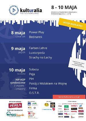 """II Podkarpacki Festiwal """"KultURalia"""": WIECZÓR KULTUROŻERCÓW"""