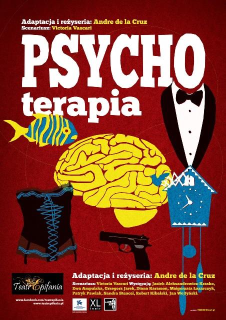 """Sztuka """"Psychoterapia"""""""