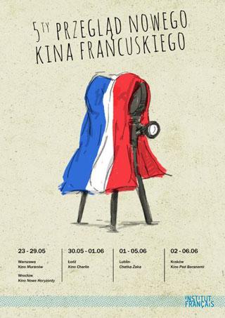 5. Przegląd Nowego Kina Francuskiego