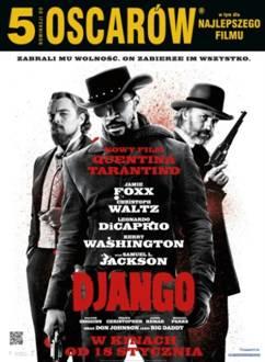 """""""Django"""" w Kinie Konesera na Bis w Heliosie"""