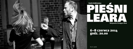 Pieśni Leara w Teatrze Pieśń Kozła