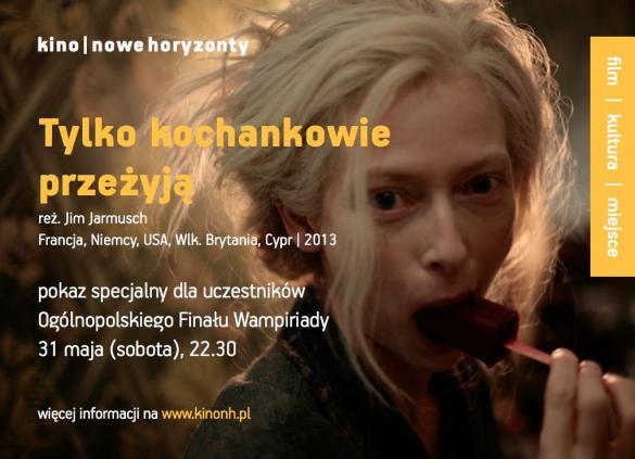 Ogólnopolski Finał Wampiriady z Kinem Nowe Horyzonty